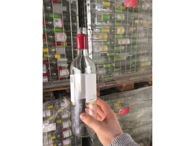 Gebrauchte Flaschen 0,75l
