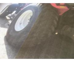 Traktorballonreifen inkl. Felgen