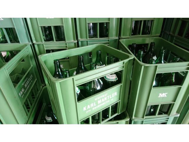 2 Liter Kisten inkl. Flaschen