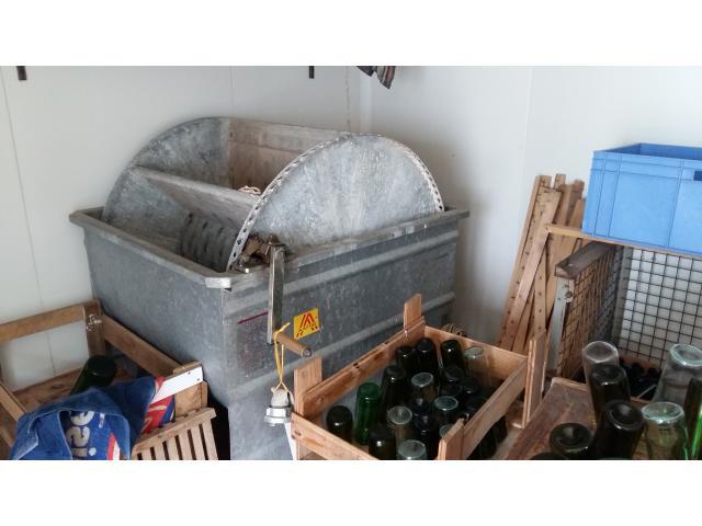 Flaschen-Einweichrad