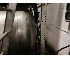 Edelstahldrucktank V4 4500 Liter