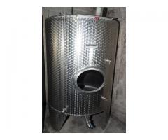 Edelstahltank Weintank 2300 Liter