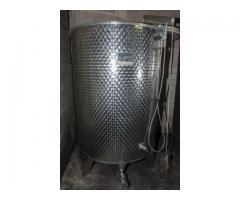 Edelstahltank Weintank Immervoll Clemens 1600 Liter