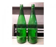 Flaschen Rheinwein 1,00 Liter Kronenkork
