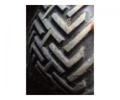 Mulcher Reifen Kippwanne