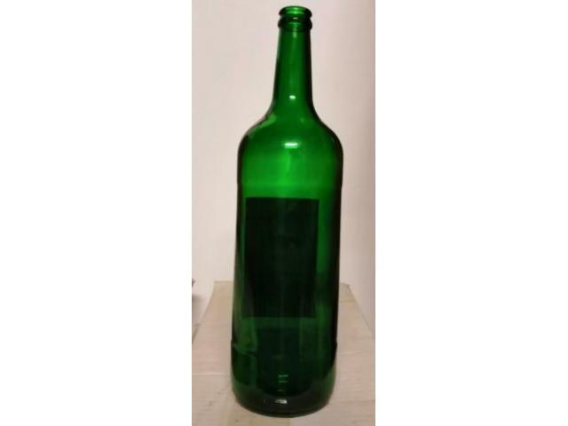 Fruchtsaftflaschen