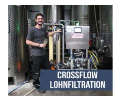 Mobile Crossflow Lohnfiltration