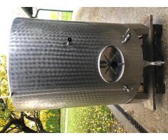 EDELSTAHLTANK - 2.000 Liter