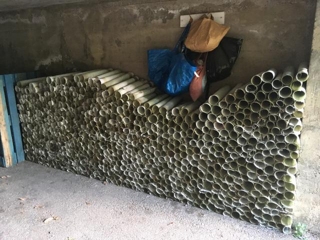 Pflanzenschutz-Röhren (TUBEX)