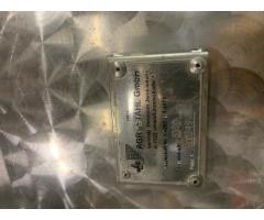 Maische - Überfluttank  5300Liter