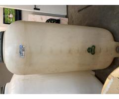 Kunststofftank 1200l