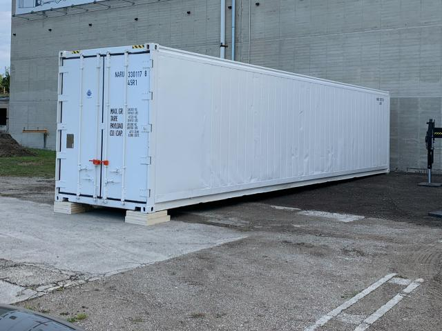 40 Fuß High Cube Kühlcontainer